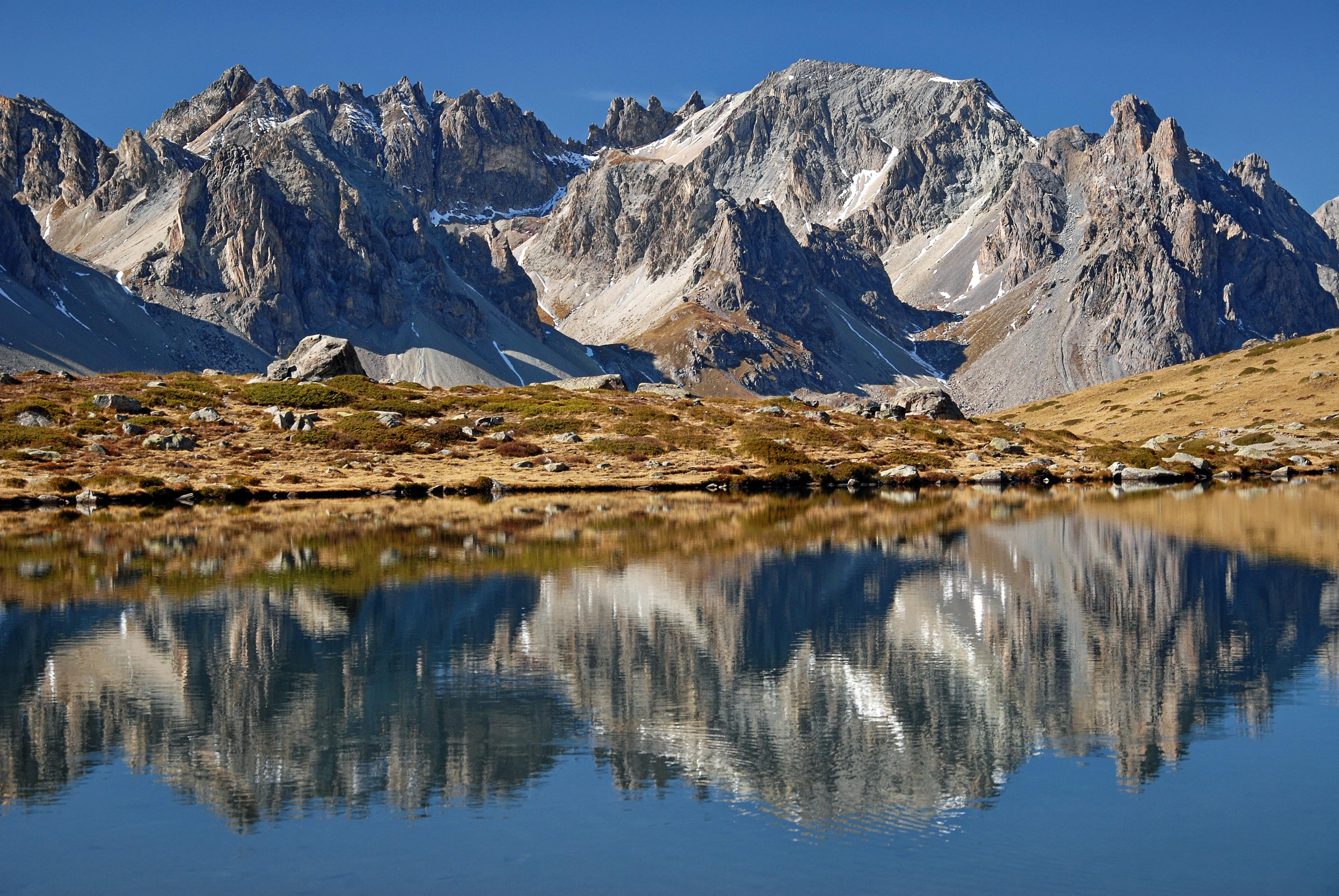 Lac Laramon, Les Cerces