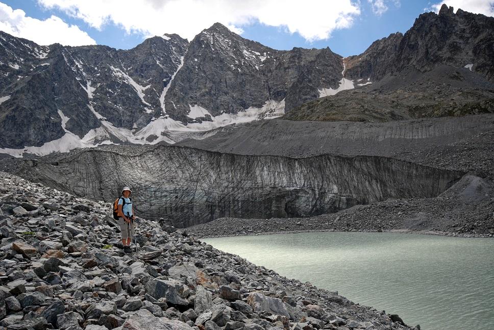 Lac du Glacier d'Arsine ©M.Ducroux