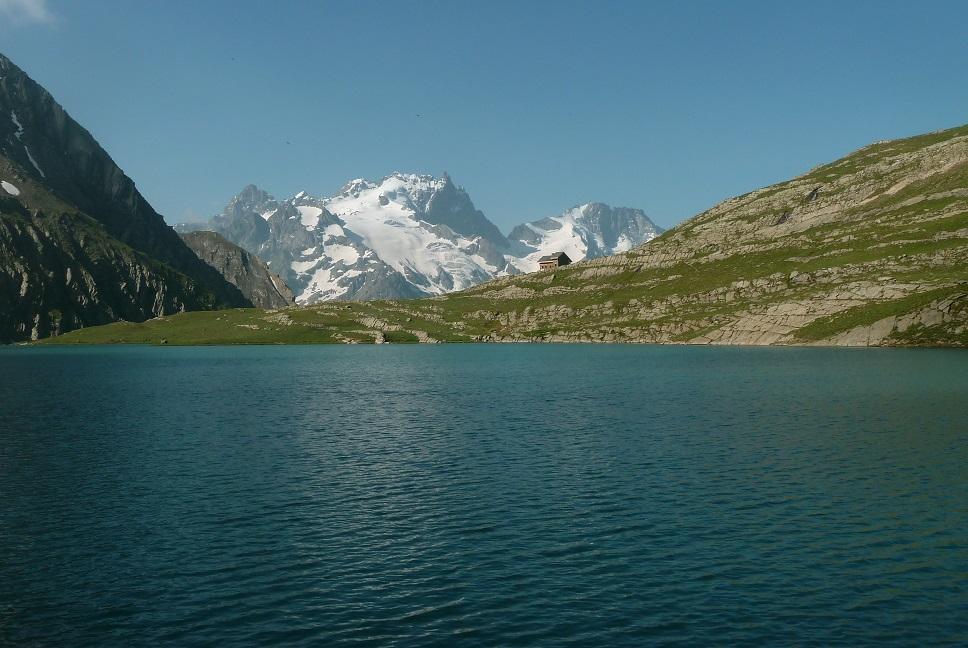 Lac du Goléon ©M. Pomard