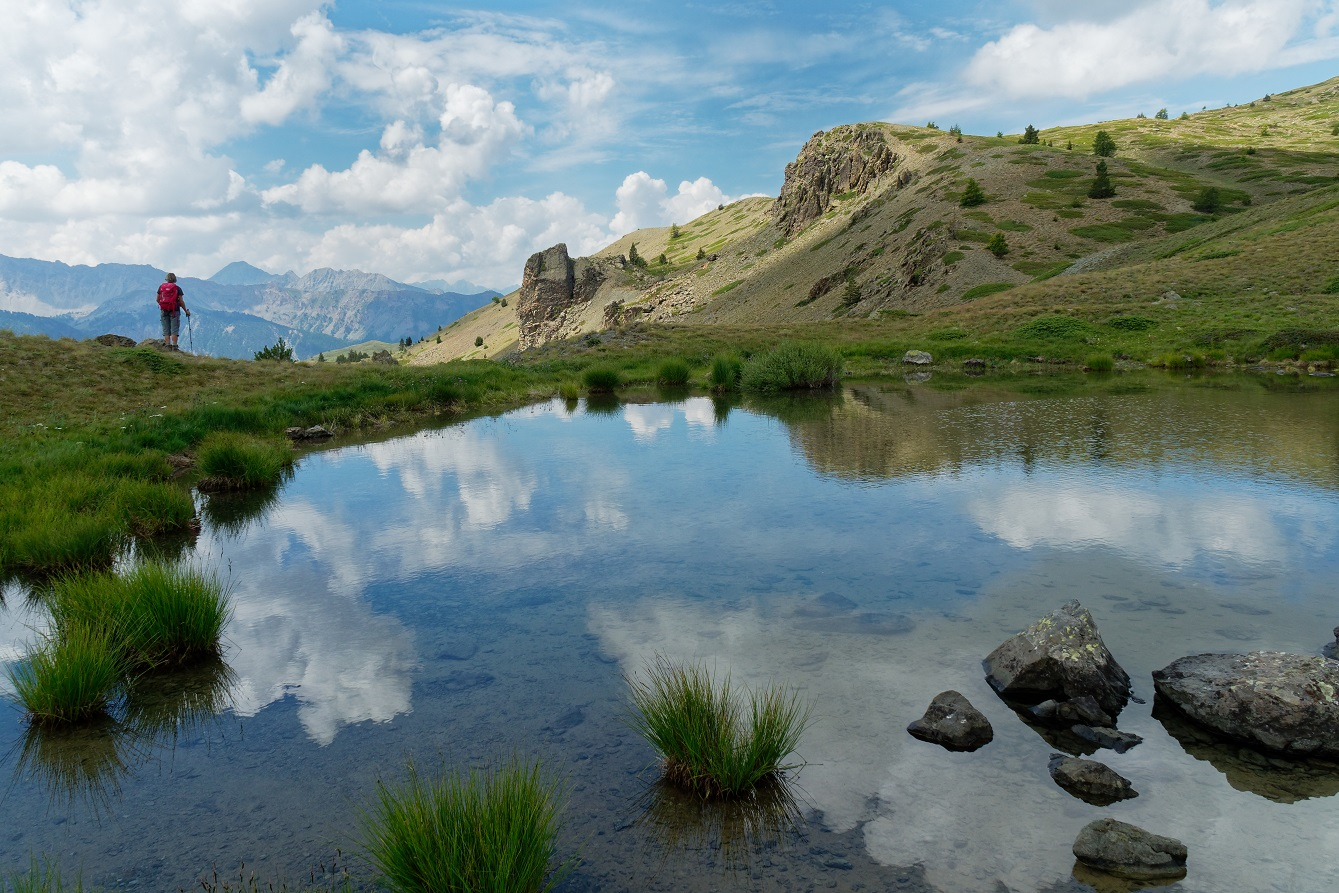 Lac du Rouséou ©M. Ducroux