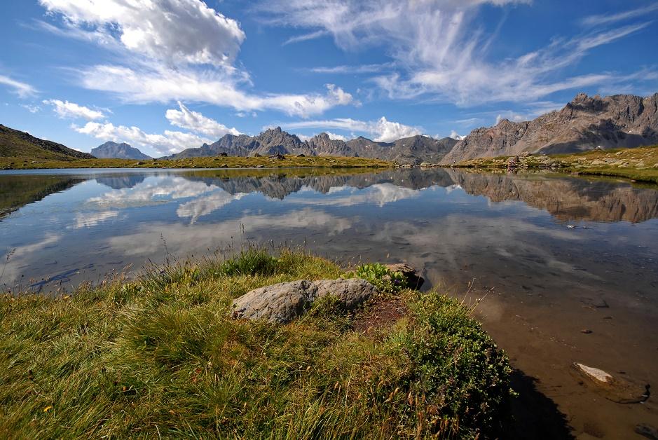 Lac Laramon, Clarée