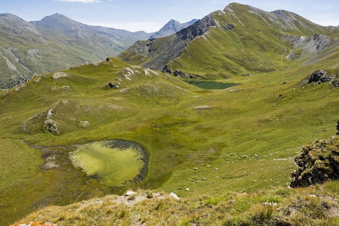 Lacs de la Madeleine et des Cordes © M. Ducroux