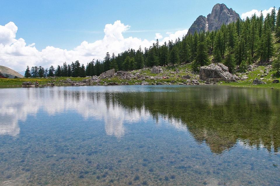 Lac des Partias ©M. Ducroux