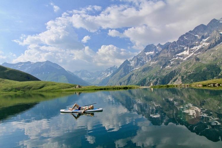 Lac du Pontet©J.Josserand