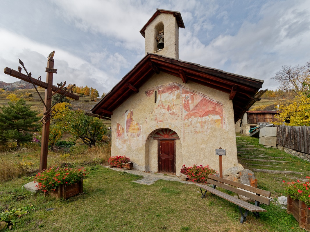 Chapelle Puy Chalvin