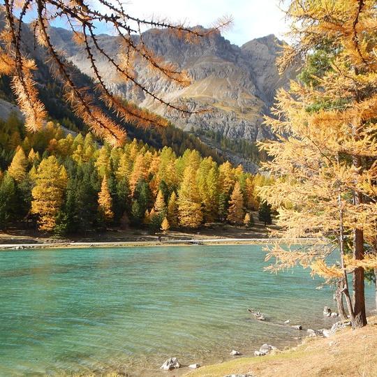 ©MDucoux120_Lac de l'Orceyrette