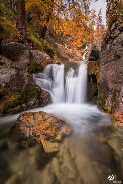©Thibault_Blais cascade automne