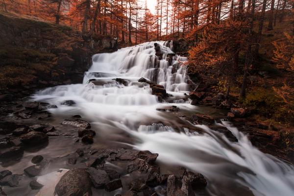 ©Thibault_Blais cascade de fontcouverte