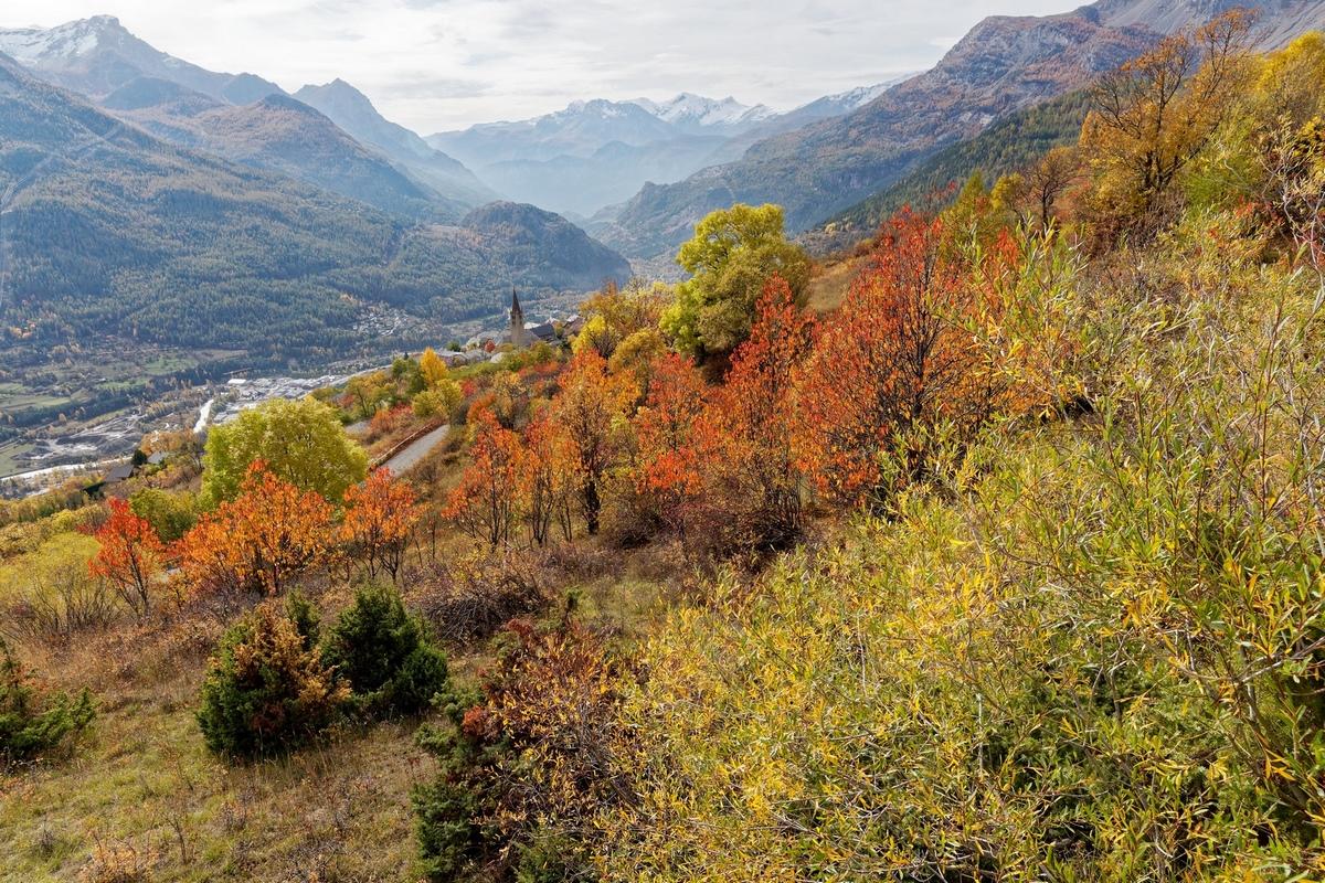 Puy Saint André