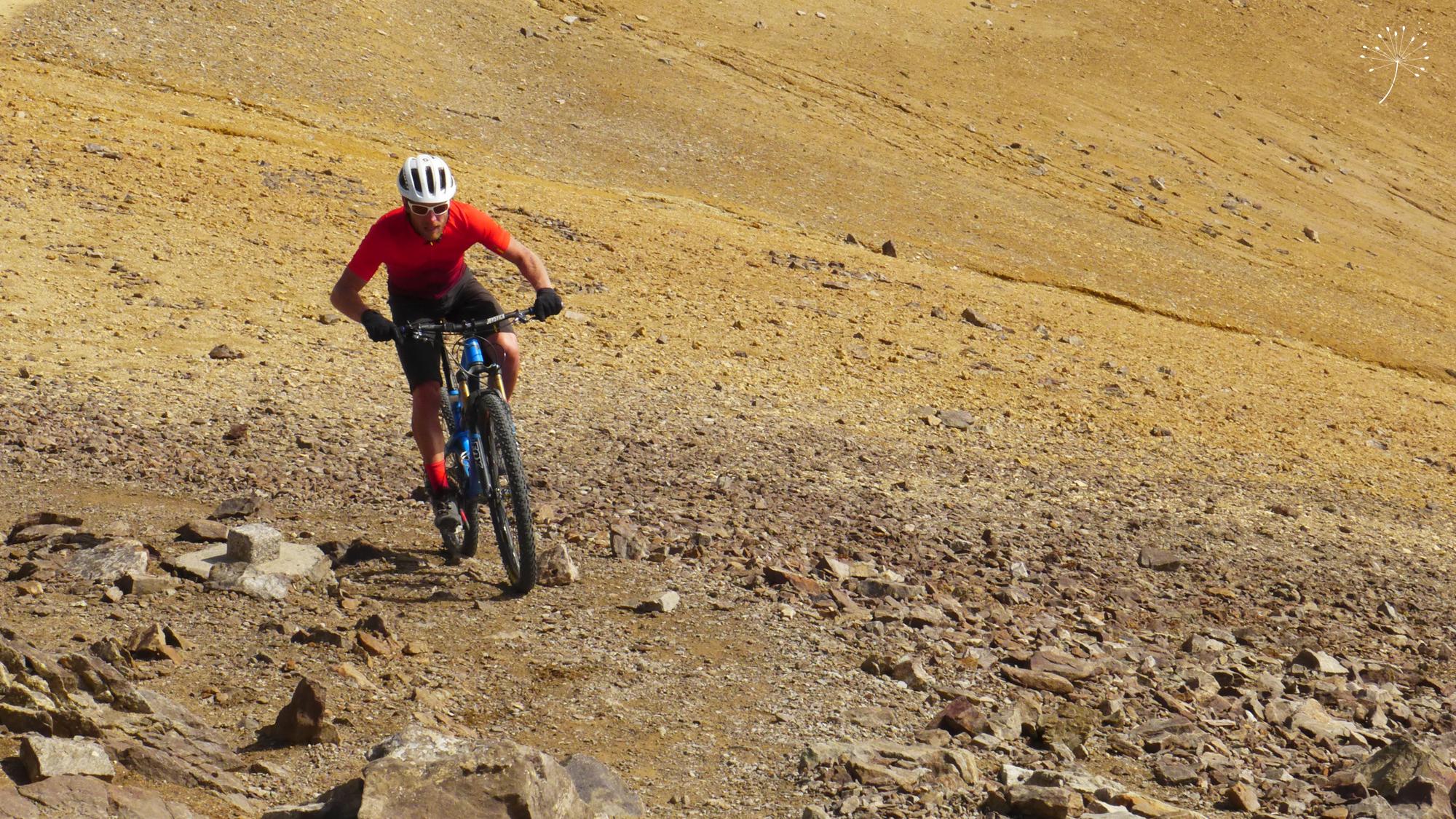 Mont Thabor - Arrivée au sommet ©52/12 Traversée Déjantée