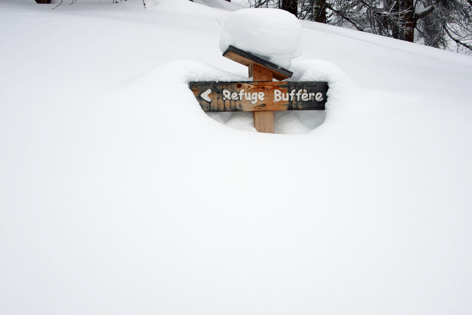 Refuge Buffère © Michel Ducroux