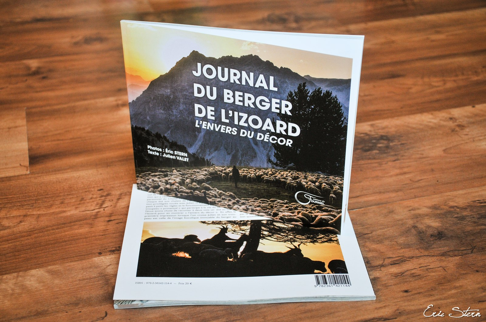 Le journal du berger de l'Izoard